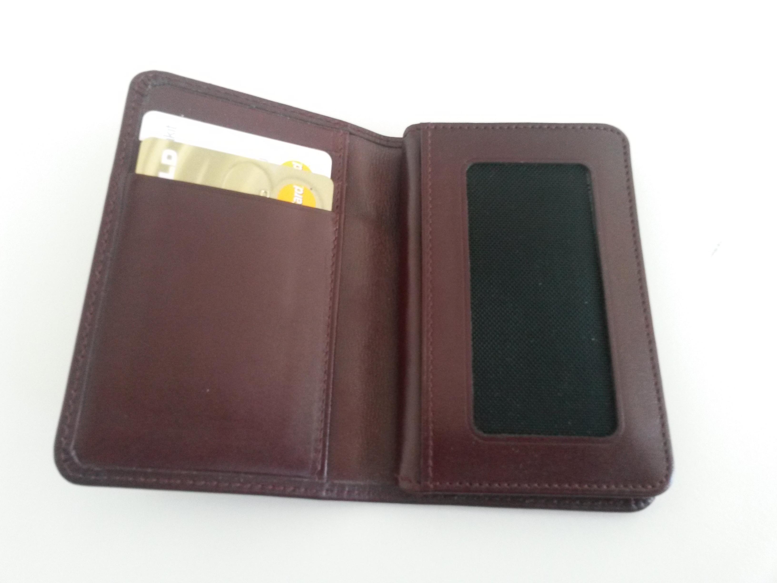 tergan deri cüzdan nasıl