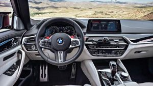 2018 BMW M5 İncelemesi