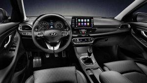 2018 Hyundai i30 Fastback İç
