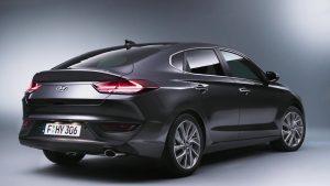 2018 Hyundai i30 Fastback dış