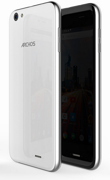 Archos 55 Helium Plus nasıl