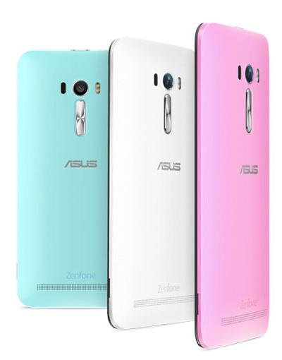 Asus Zenfone Selfie ZD551KL kamerası