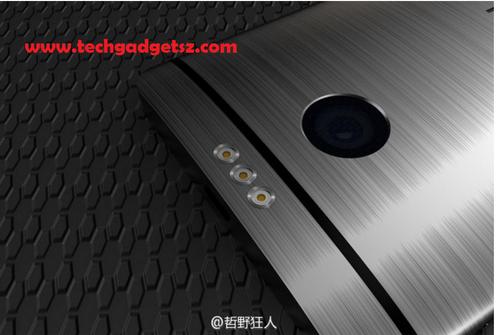 HTC Hero kamera
