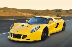 dünyanın en hızlı arabası 2018