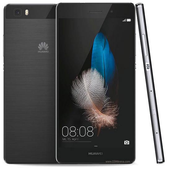 Huawei P8lite  resim görseller