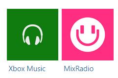 Microsoft Lumia 535 müzik uygulamaları