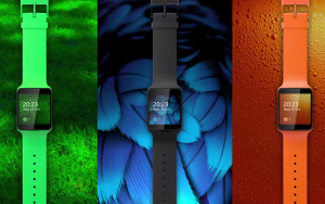 Microsoft Moonraker akıllı saat