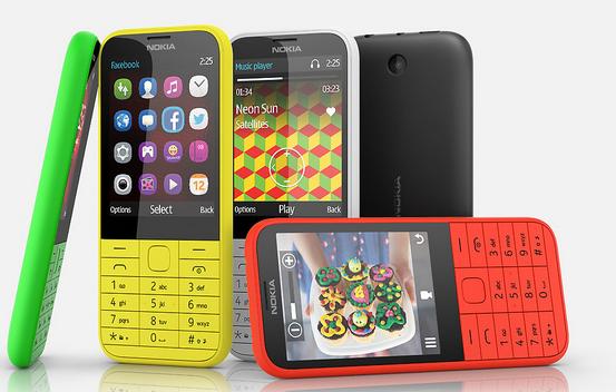 Nokia 225 özellikleri resim
