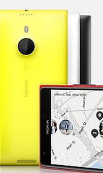 Nokia Lumia 1520 arka kapak