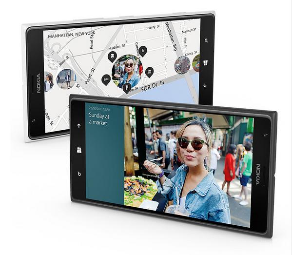 Nokia Lumia 1520 kamera özellikleri