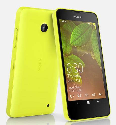 Nokia Lumia 630 özellikleri