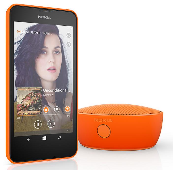 Nokia Lumia 630 kişisel radyo istasyonu