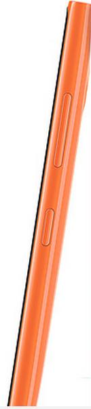 Nokia Lumia 735 başlat ses düğmesi