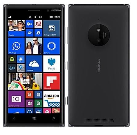 Nokia Lumia 830 arka kapak