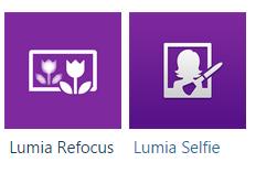 Nokia Lumia 830 görüntüleme uygulamaları 1