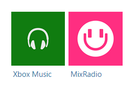 Nokia Lumia 830 müzik uygulamaları