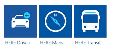 Nokia Lumia 830 navigasyon uygulamaları 1