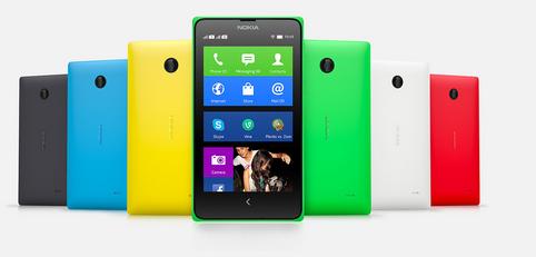 Nokia X+ Çift SIM fiyatı kapakları