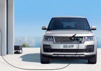 Range Rover P400e Plug-in Hybrid