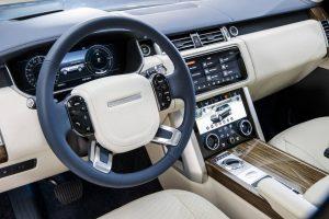 Range Rover P400e Plug-in Hybrid iç1