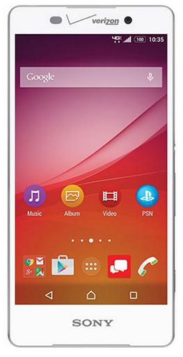 Sony Xperia Z4v resimleri