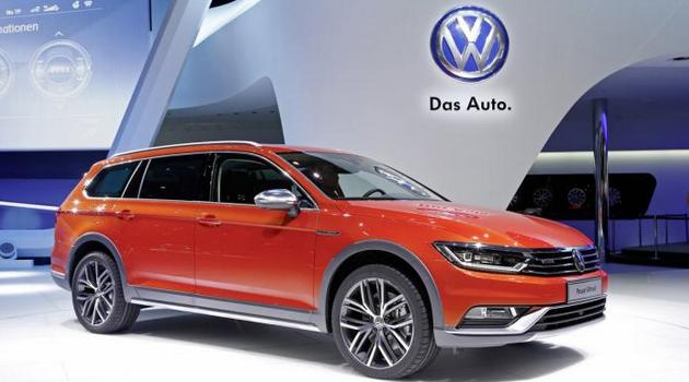 Volkswagen Passat Alltrack 2015 2016