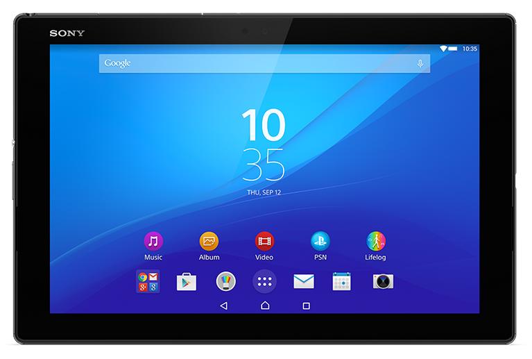 Xperia™ Z4 Tablet LTE  tablet türkiye