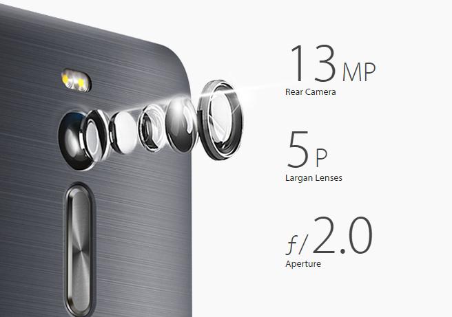 ZenFone 2 (ZE551ML) asus kamera