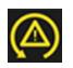 bmw üçgen içinde ünlem uyarısı