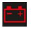 bmw gösterge panelindeki akü uyarı lambası kırmızı