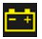 bmw gösterge panelindeki akü uyarı lambası