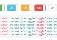 bootstrap toggle event işlemi codeigniter