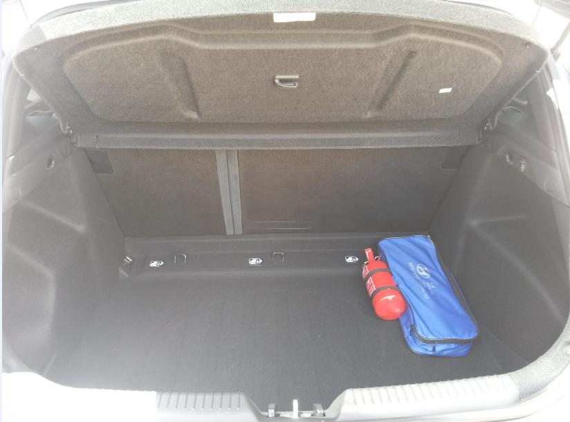 hyundai i30 2015 model araç bagaj hacim resim