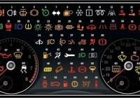 2016 model araçlarda bulunan gösterge ikaz lambalarının anlamları gösterge ikaz işaretleri ne anlama geliyor
