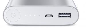 mi power bank 10400 taşınabilir batarya usb kablosu