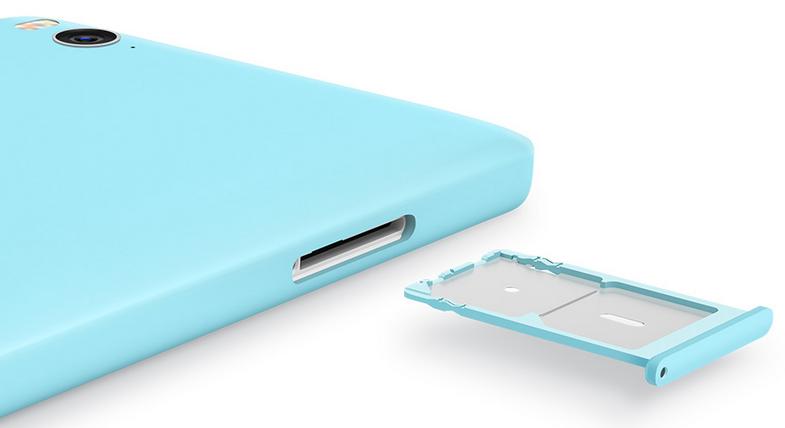 mi4i çift sim kartlı akıllı telefon görseller