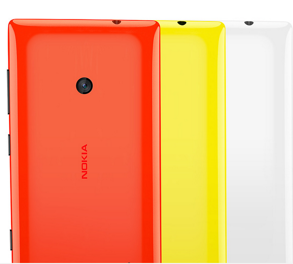 nokia Lumia 525 arka kapak