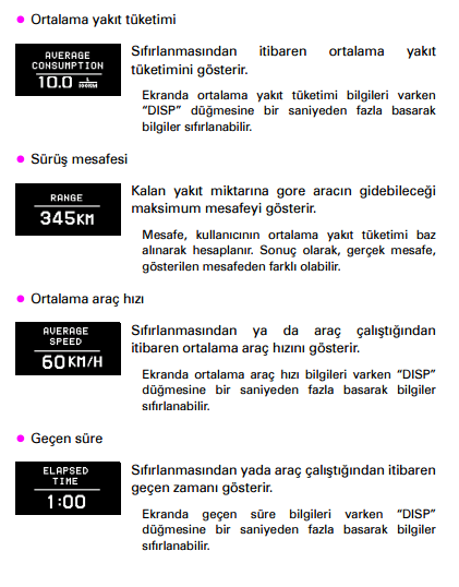 Toyota Gosterge Paneli Ikaz Uyari Isiklari Anlamlari Incele Web Tr
